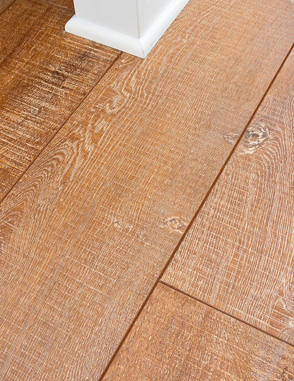 Wood-look floors