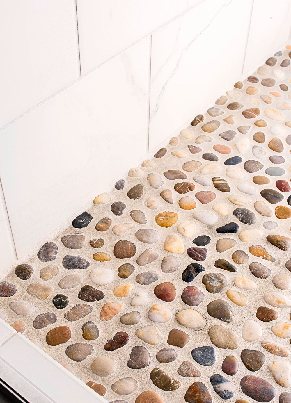 Spa-worthy tile