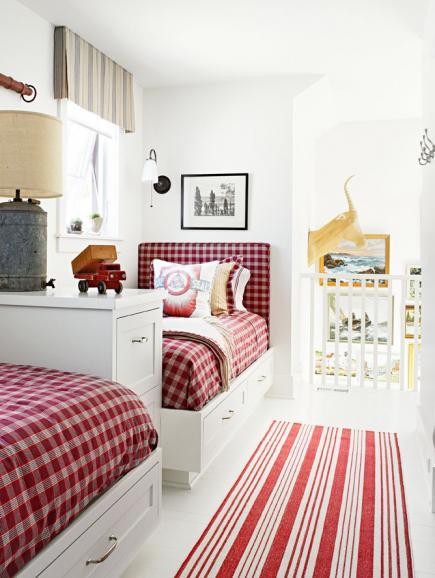 Clever hideaway bedroom