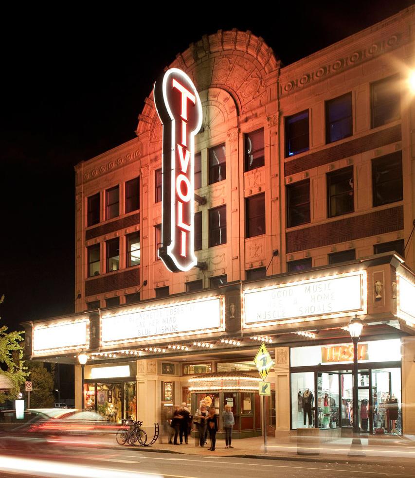 Landmark's Tivoli Theatre