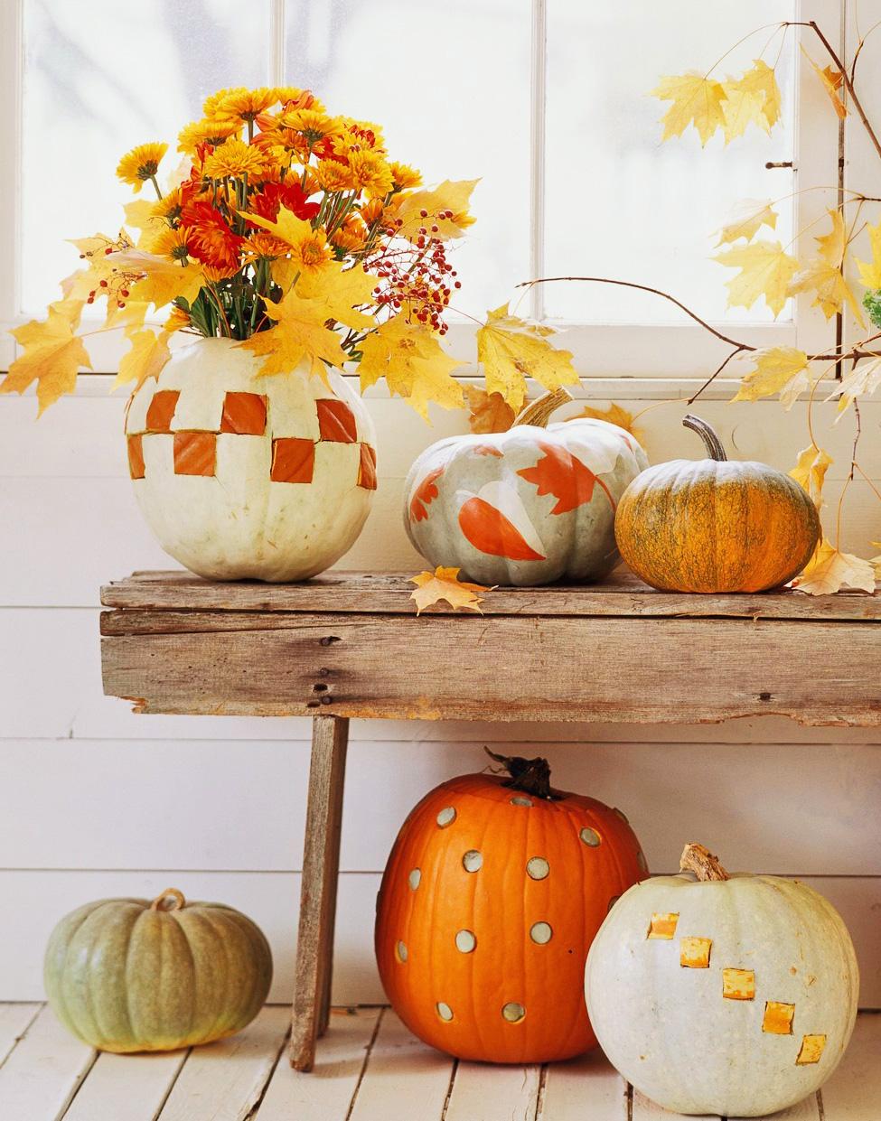 Pumpkin panache