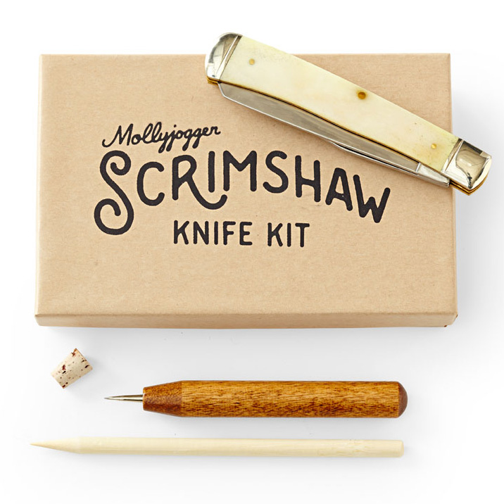 Mollyjogger knife kit
