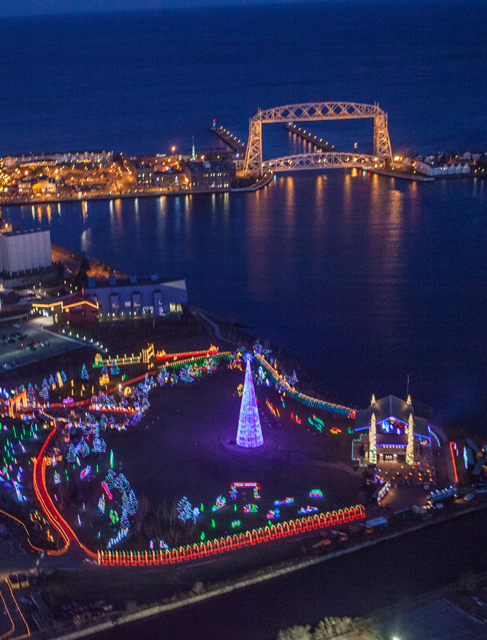 Bentleyville Tour of Lights, Duluth