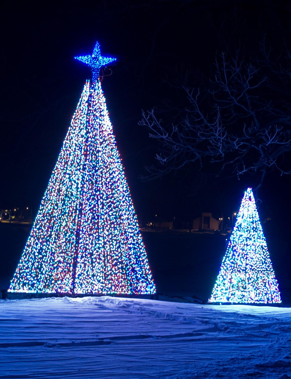 Oshkosh Celebration of Lights, Oshkosh