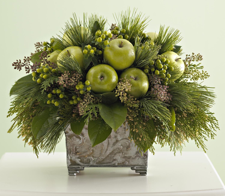 Apple arrangement