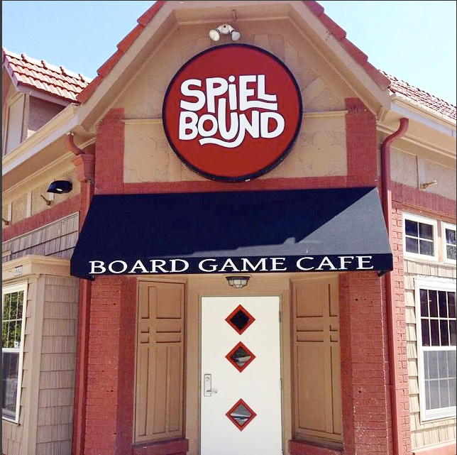 Spielbound Board Game Cafe