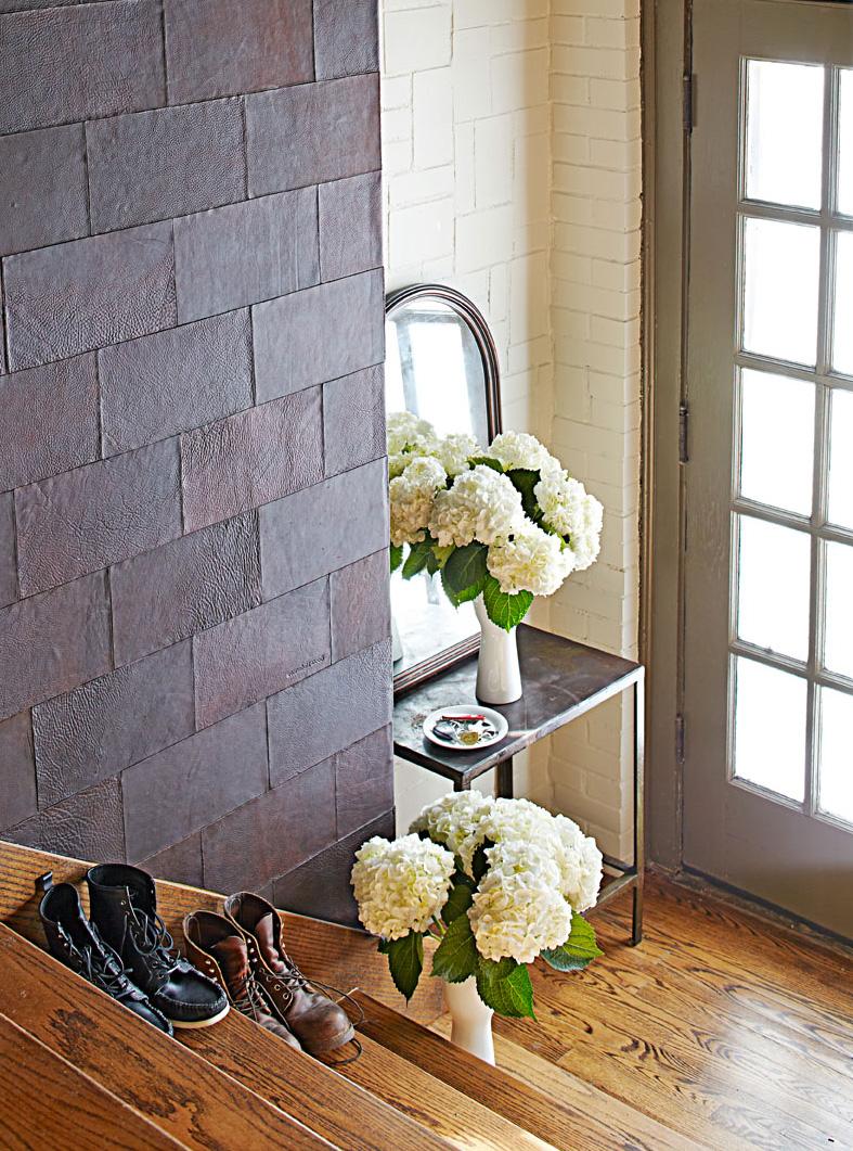 Stairway tiles