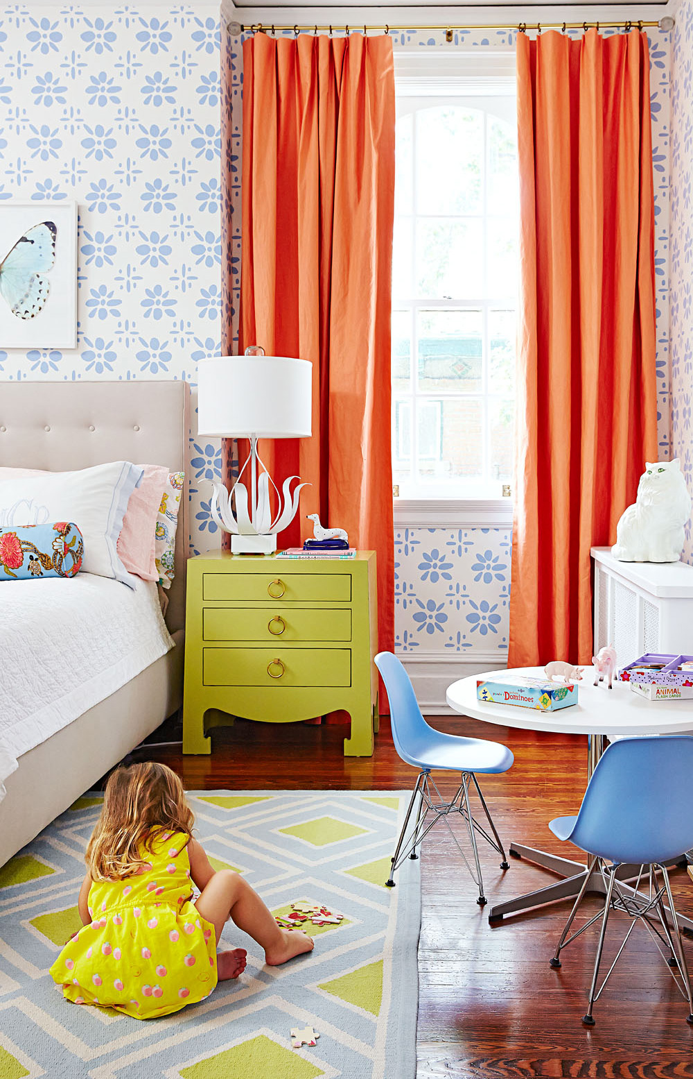 Plan ahead for kids' rooms