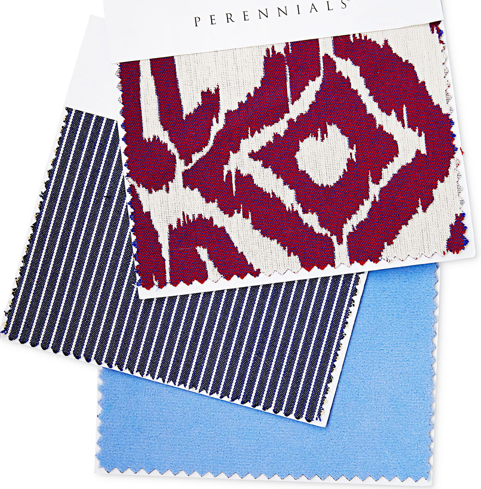 Use stain-free fabrics