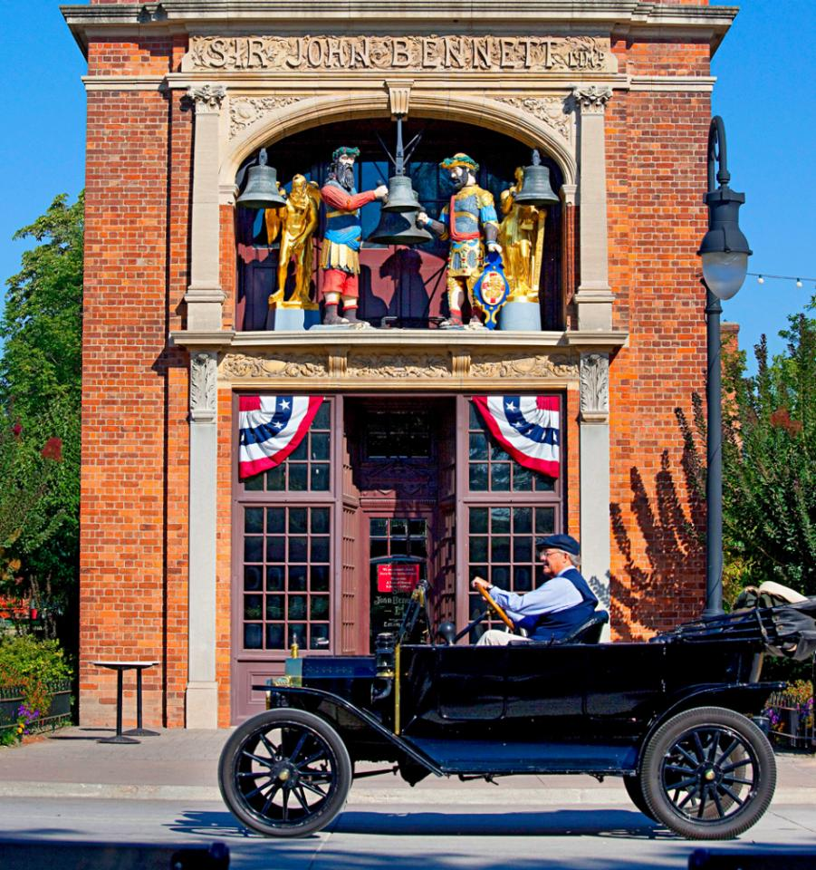 Dearborn, Michigan: The Henry Ford
