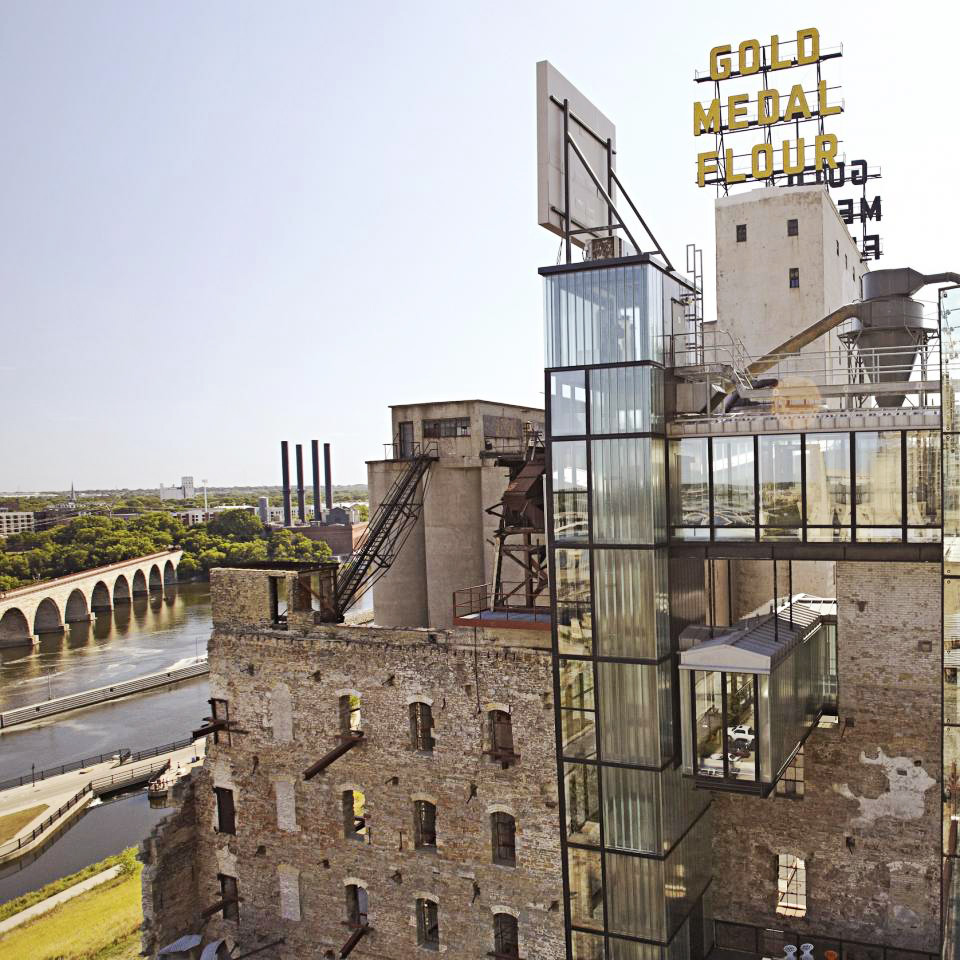 Minneapolis: Mill City Museum