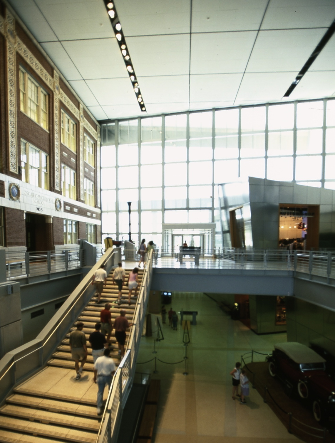 Indianapolis: Indiana State Museum