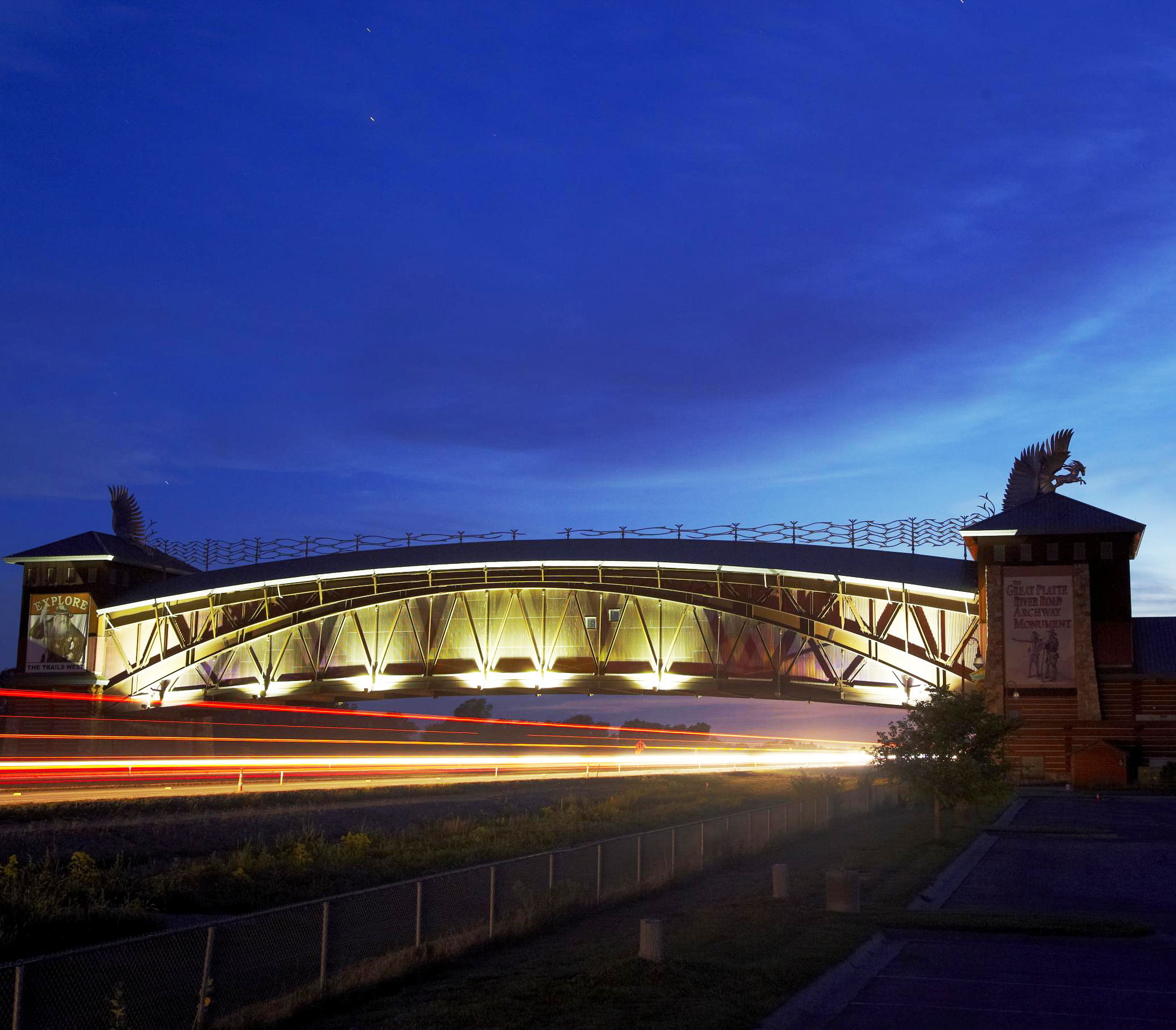 Kearney, Nebraska: The Archway