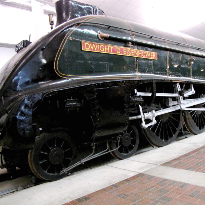 Green Bay, Wisconsin: National Railroad Museum