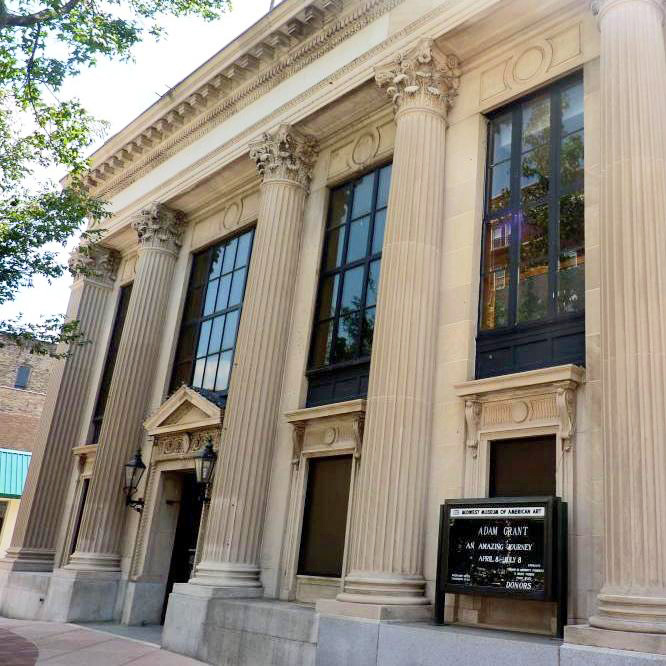 Elkhart, Indiana: Midwest Museum of American Art