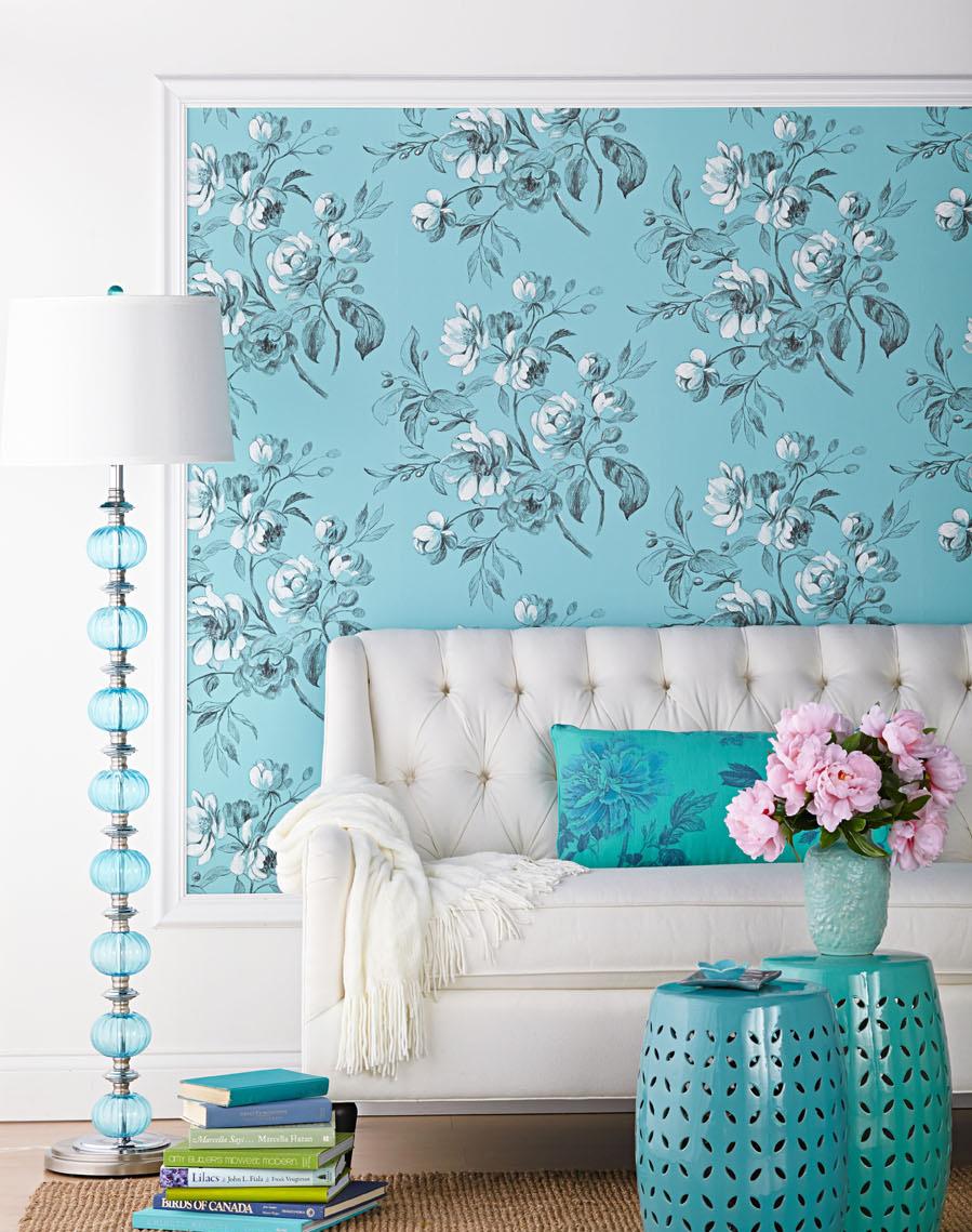 Frame florals