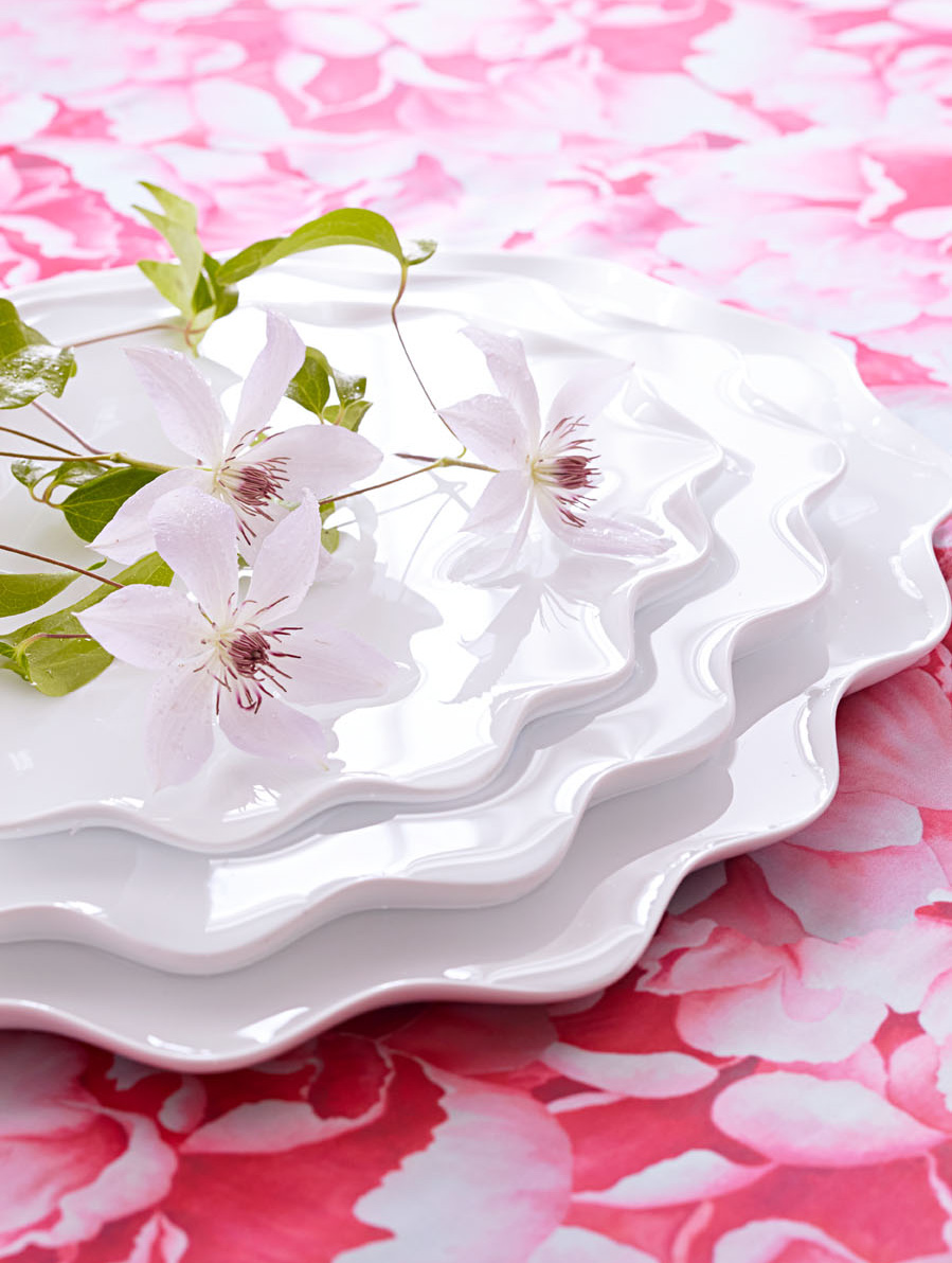 Pretty platters