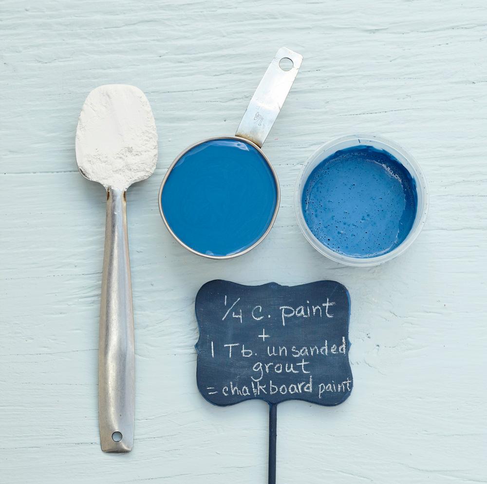 Step 2: Mix paint