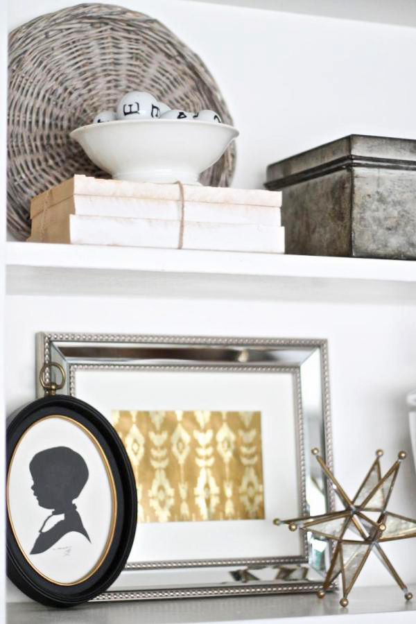 Styling Shelves-Courtney Browning