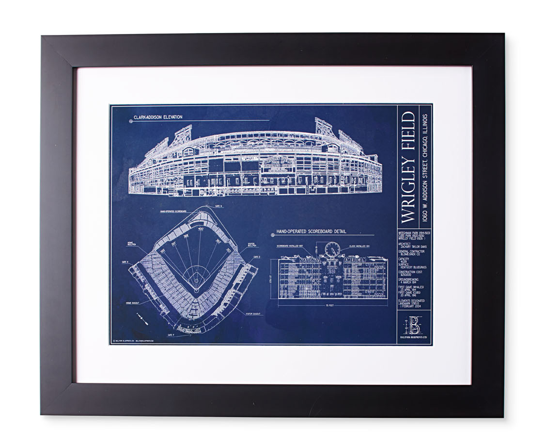 Ballpark Blueprints artwork