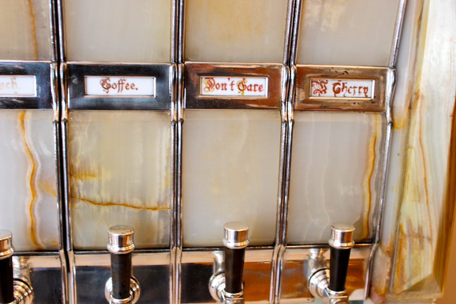 Oracle Soda Fountain