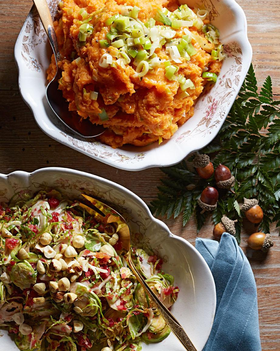 Woodland menu side dishes