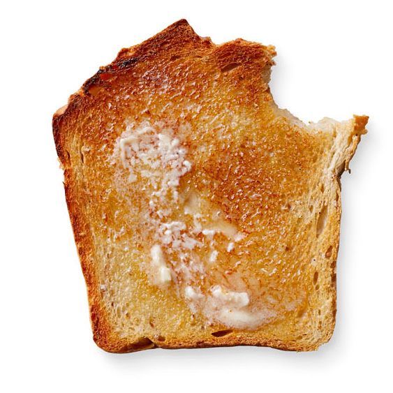 Say yes to toast