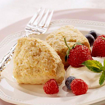 Wake-Up Scones
