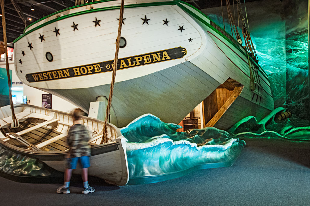 Great Lakes Maritime Heritage Center