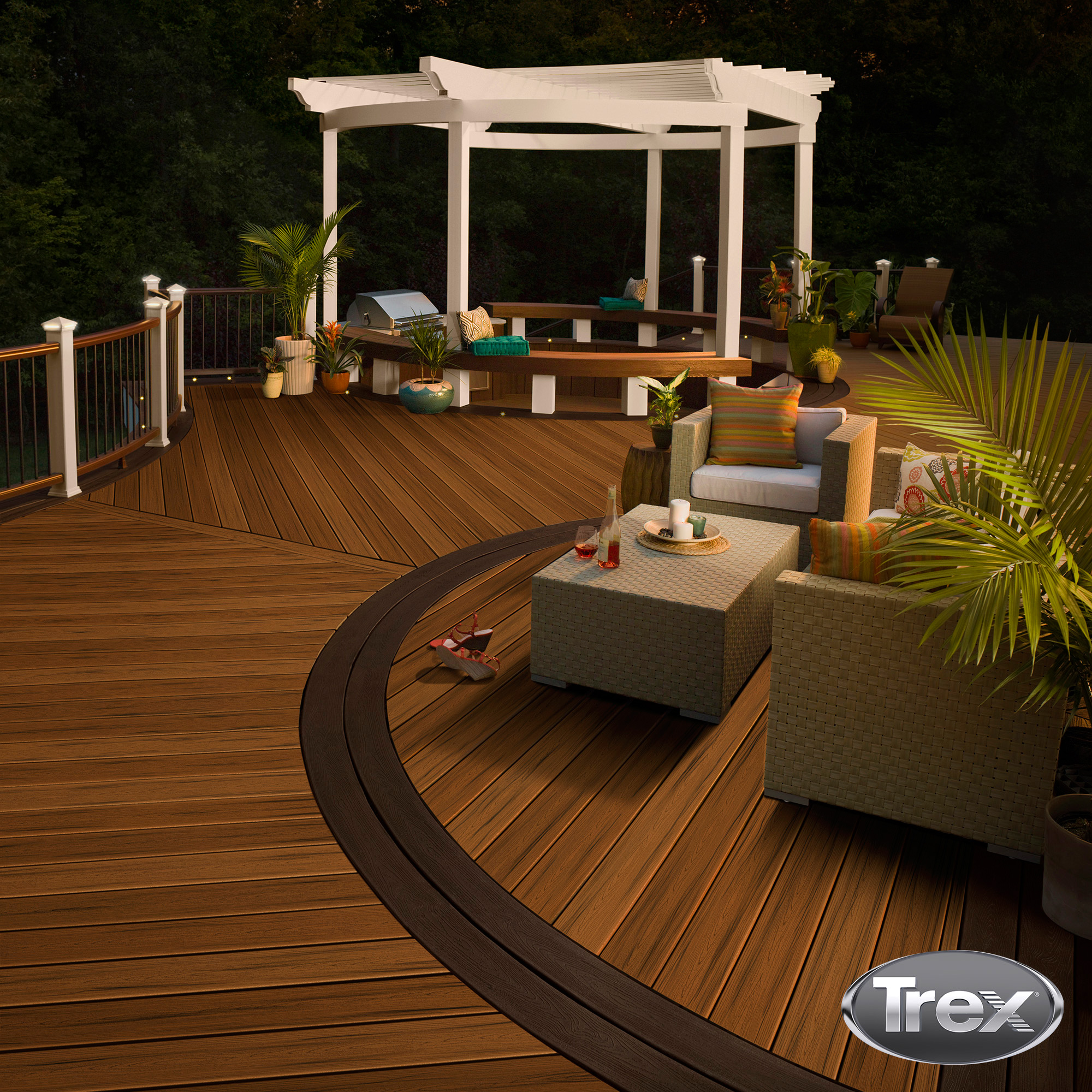 High Style, Low Maintenance Decks