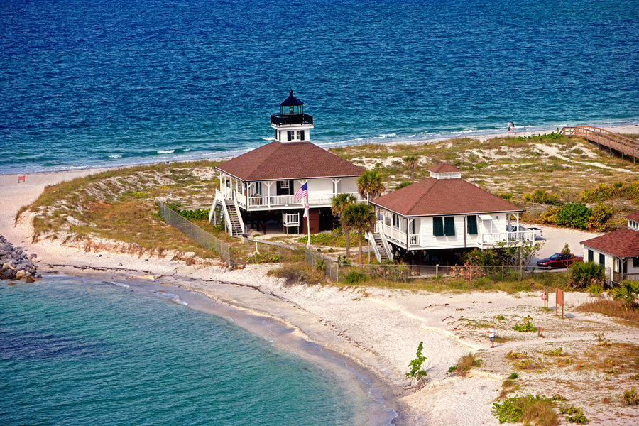 Gasparilla Island Light Station