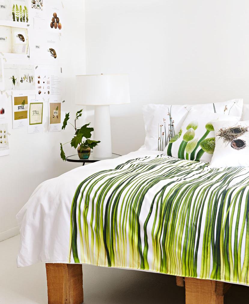 A bedroom by Mary Jo Hoffman.