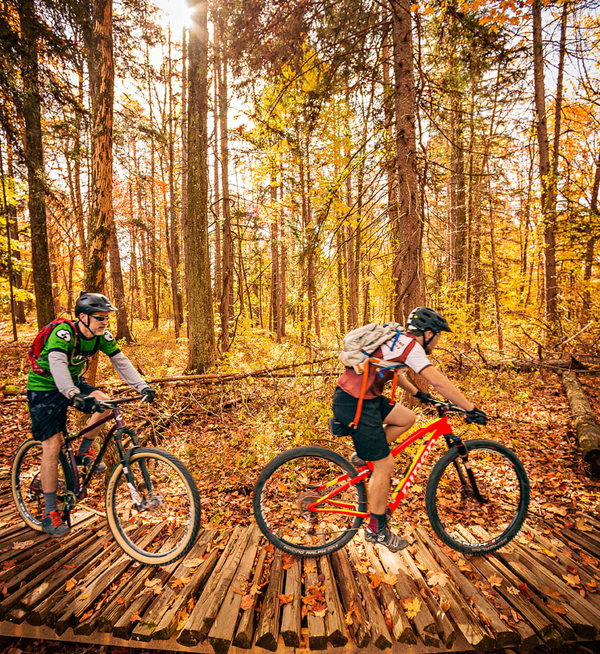 Brown County biking