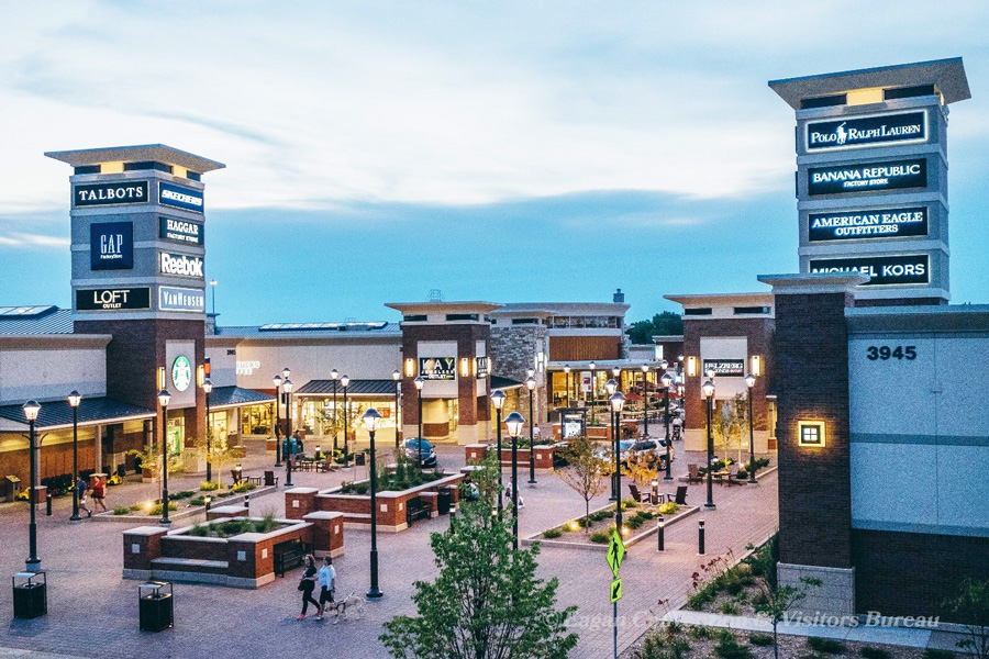 Shop and Save at Twin Cities Premium Outlets