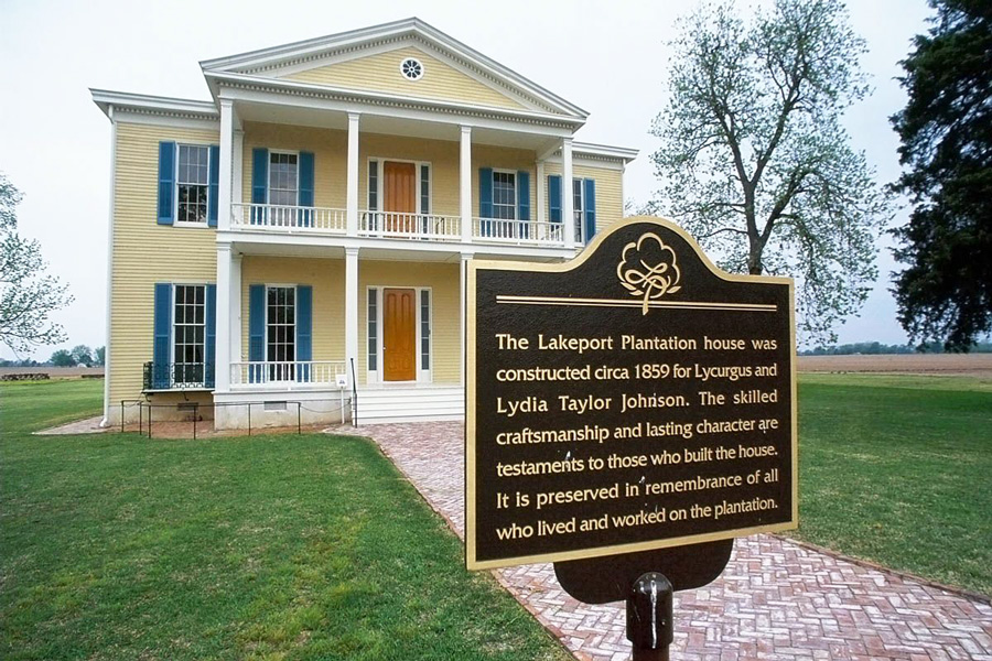 Lakeport Plantation