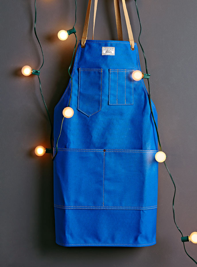 Artifact Bag Company apron