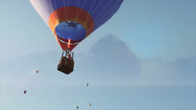 What It's Like To: Fly in a Hot Air Balloon
