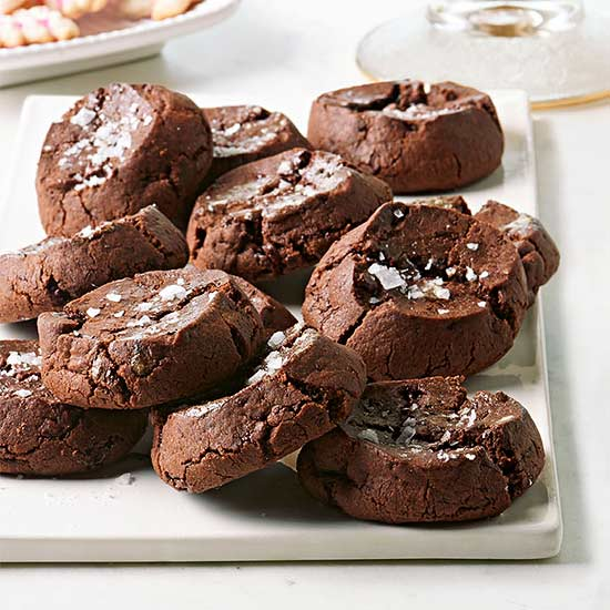 Oaxacan Mexican Chocolate Cookies