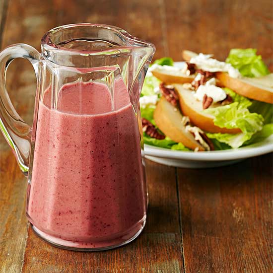 Nutty Cranberry Dressing