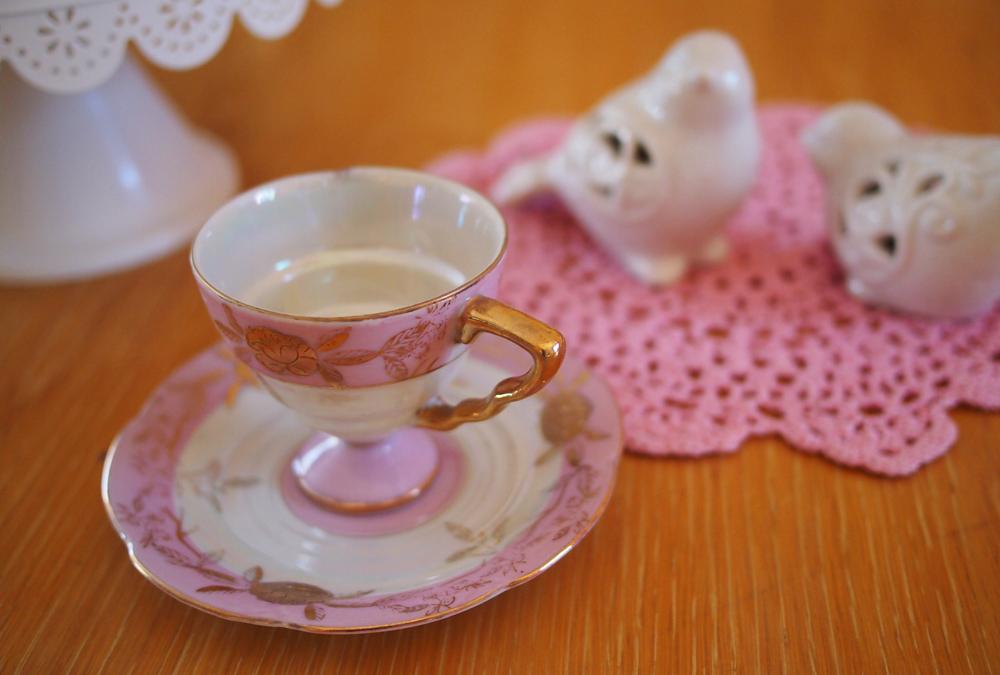 Teacup-style