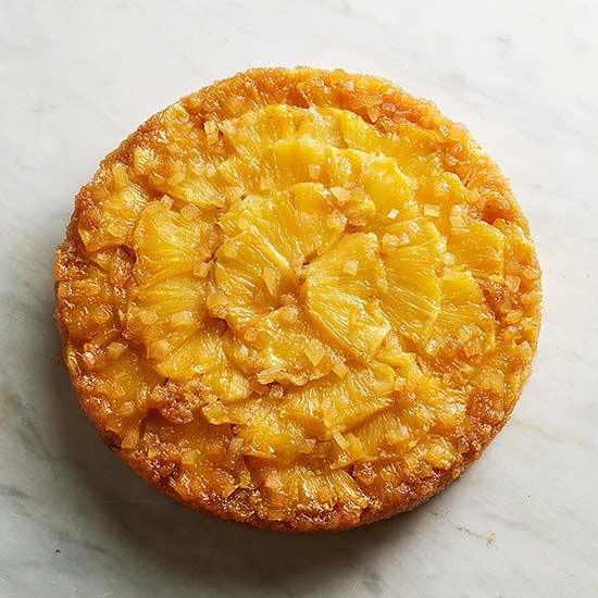 Double-Ginger Pineapple Upside-Down Cake