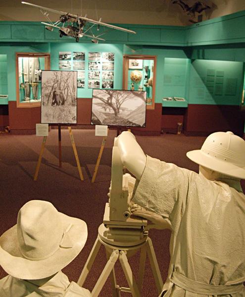 Martin and Osa Johnson Safari Museum, Chanute