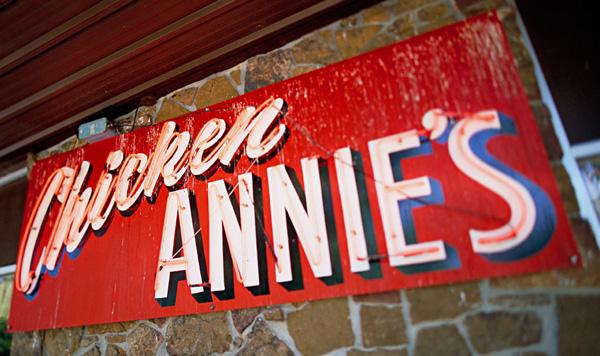 Chicken Annie's, Pittsburg