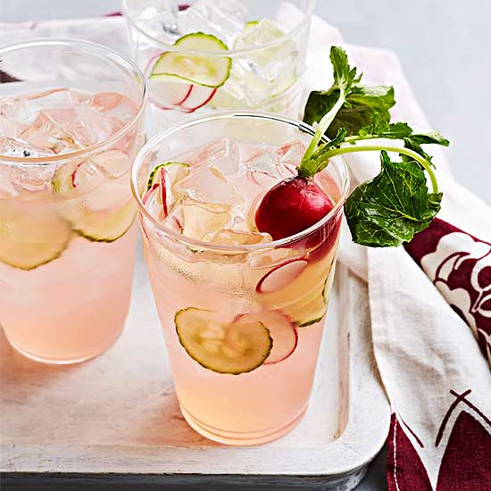 Radish Lemonade