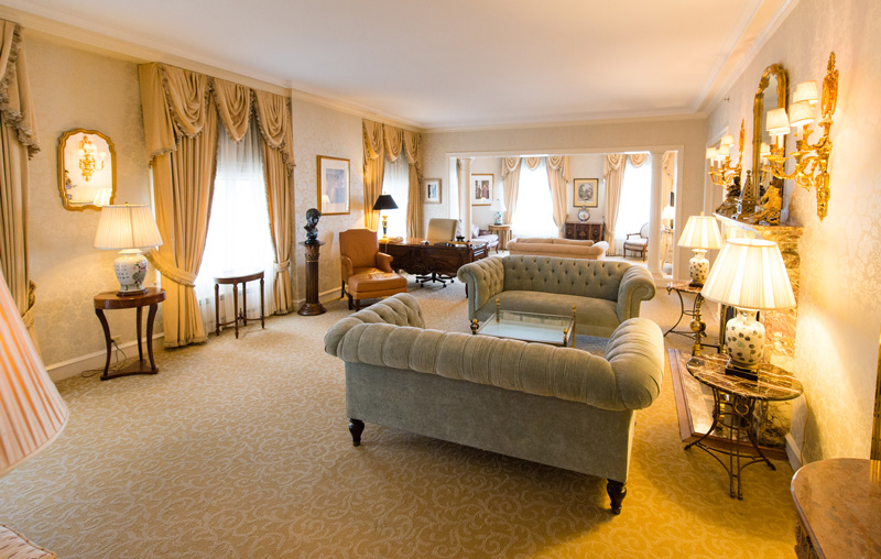The Princess Diana Suite, The Drake Hotel