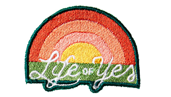 Life is Yes patch