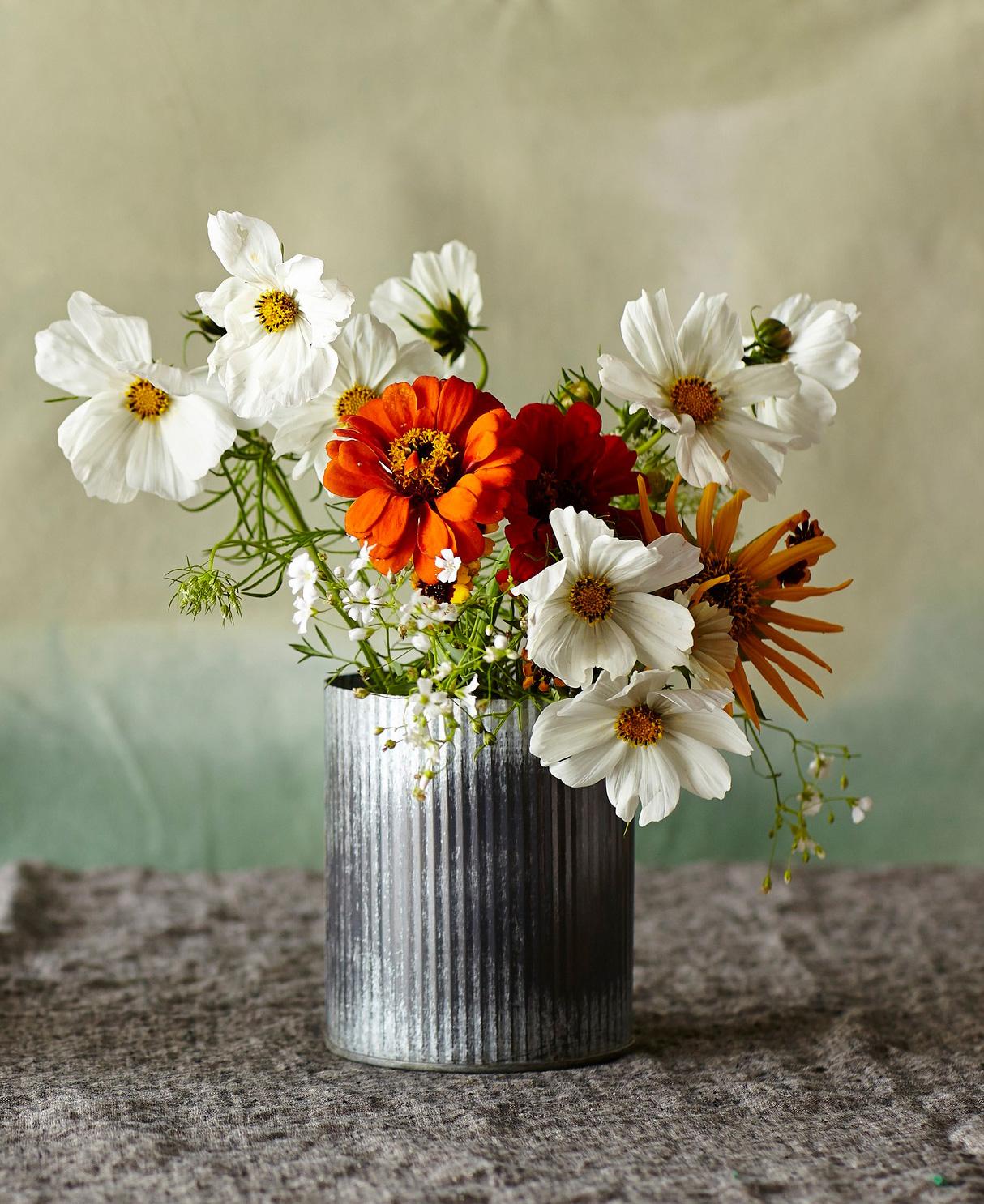 Easy does it flower arrangement