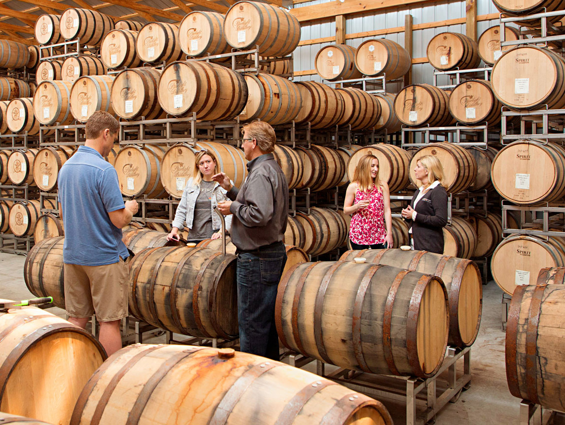 Huber's Orchard, Winery and Vineyards