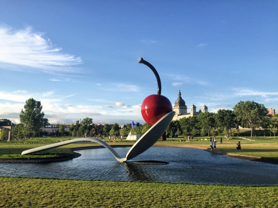 Walker Art Center and Minneapolis Sculpture Garden