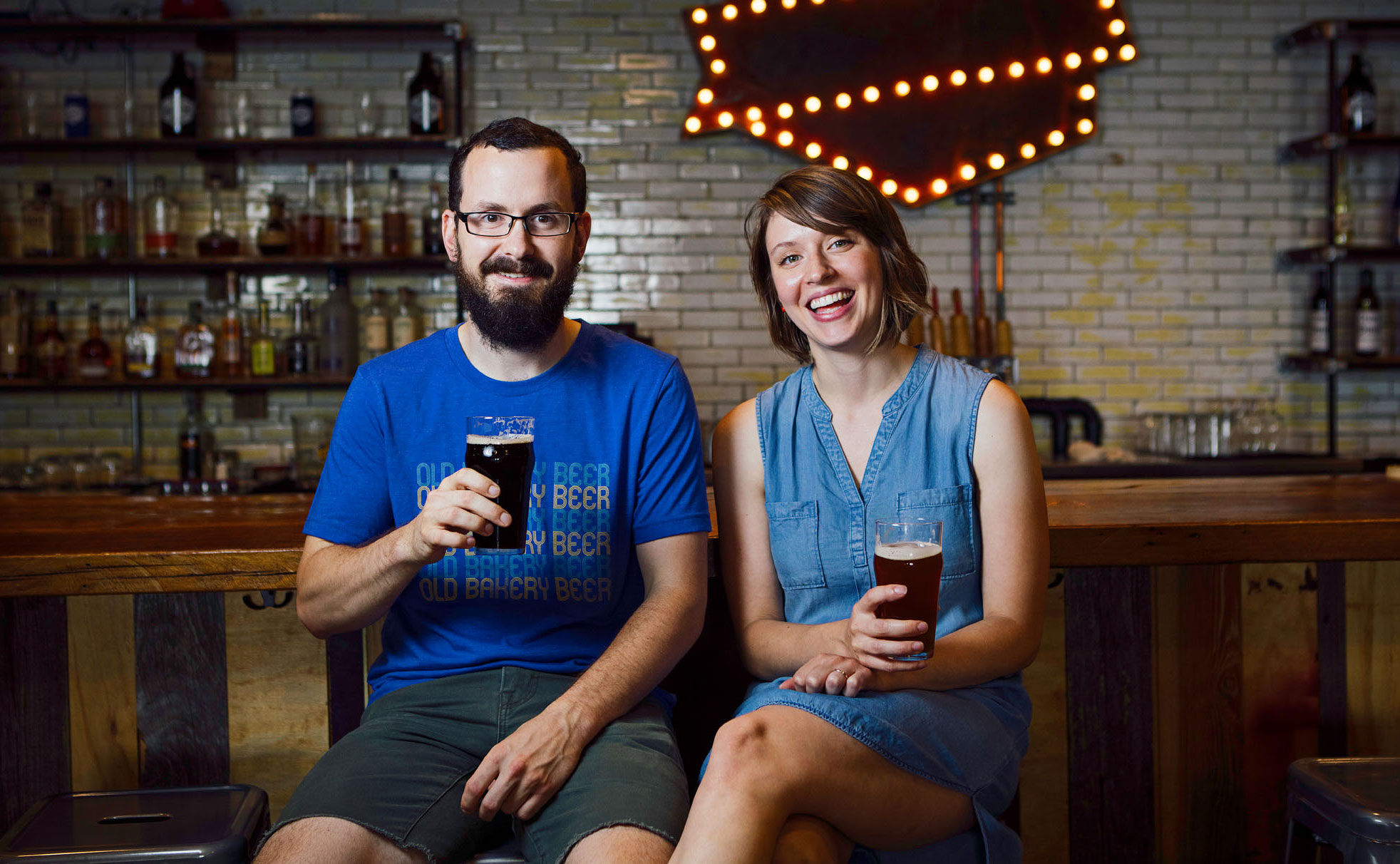 Old Bakery Beer Company. Photo: Adam Alexander/Courtesy of IOT